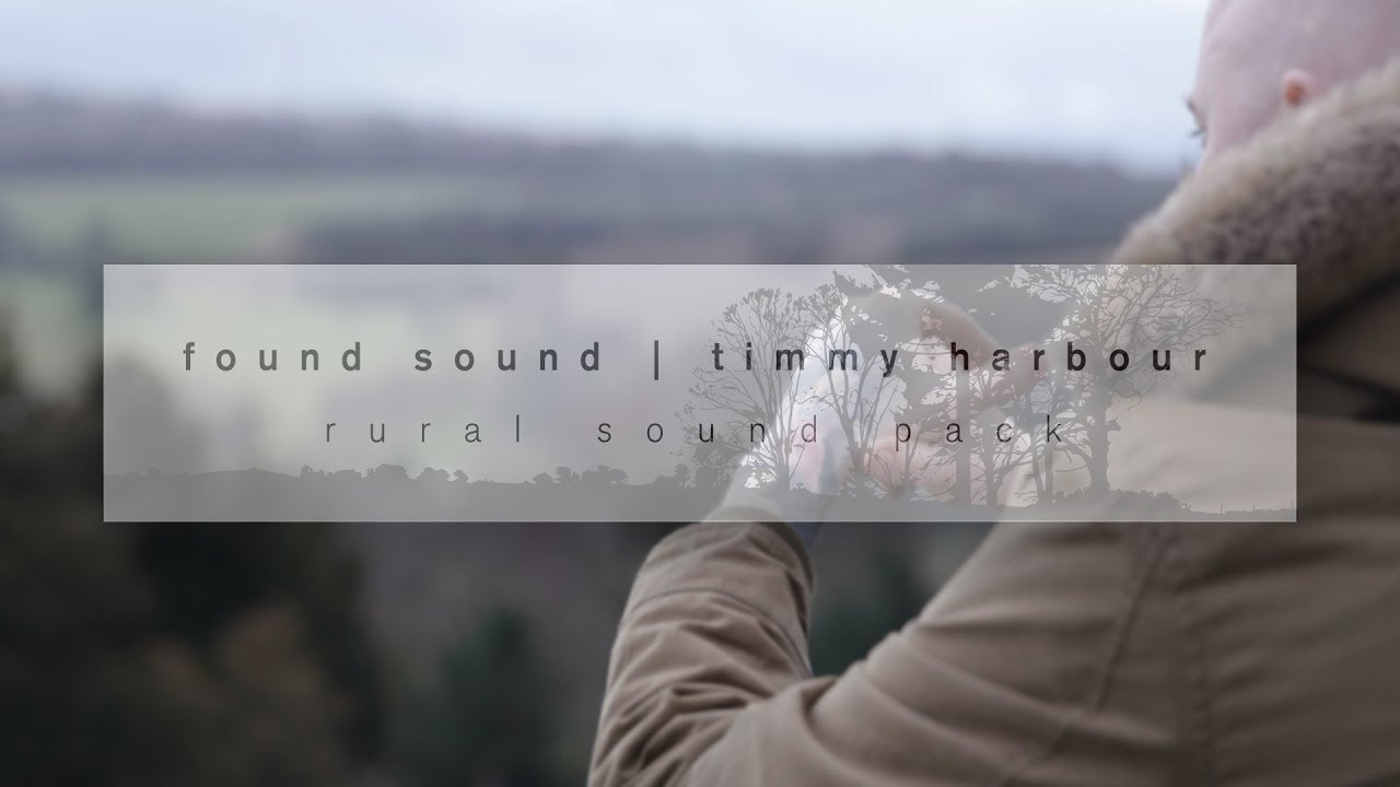 Ableton: Found Sound – Rural