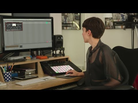 Ableton: One Thing: Drum & Lace – Re-pitching field recordings