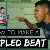 Sampling: The Best way to make a Sampled hip hop beat