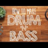 How to Make DRUM 'N' BASS (using found sounds)