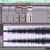 Chopping Samples in Ableton with Underbelly