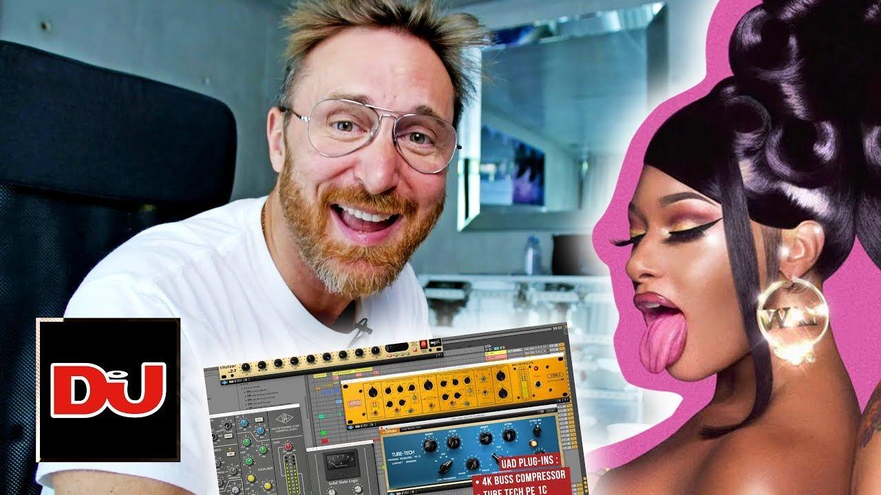 Remix Inspiration: David Guetta Bootlegging Cardi B!